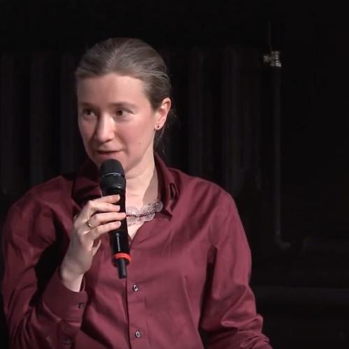 Екатерина Шульман: «Куда ведут исторические параллели?» Цикл «Хроники пикирующей империи»