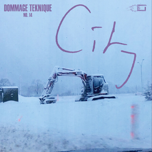 City // Dommage Teknique No.14 // Ascetic House // LYL Radio