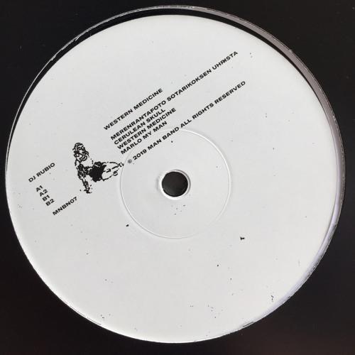 DJ Rubio - Western Medicine (MNBN07)