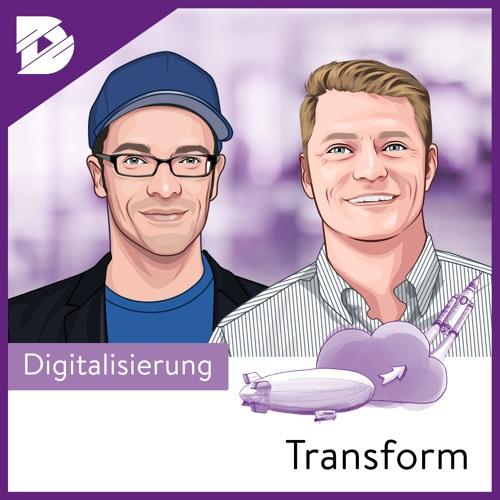 Wie eine zentralisierte Digitalabteilung funktionieren kann | Transform #2