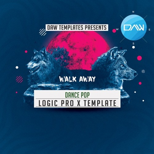 Walk Away Logic Pro X Template