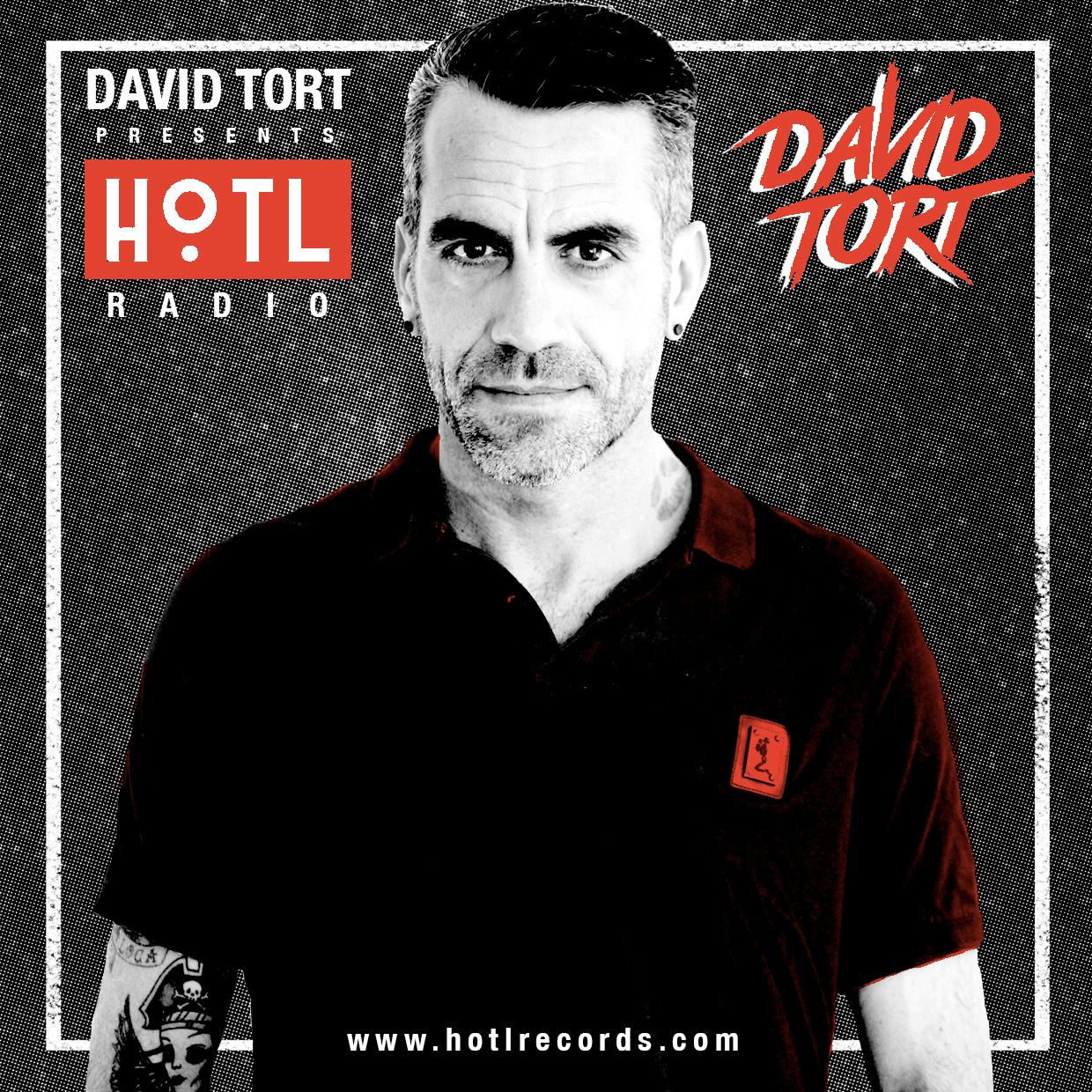 David Tort Presents HoTL Radio 168 (Bob Sinclar Guest Mix)