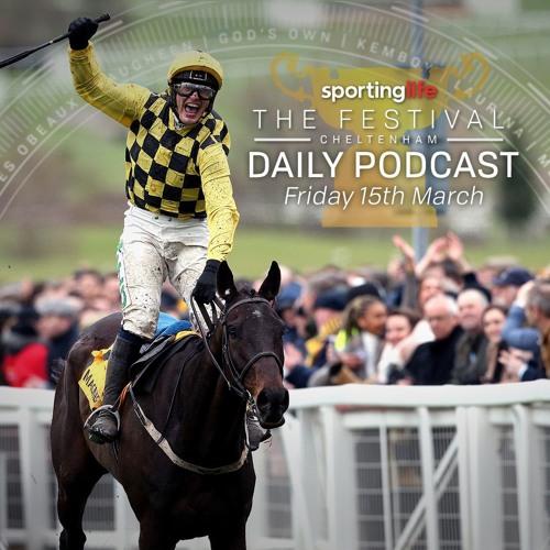 Cheltenham Festival Podcast: Gold Cup Day
