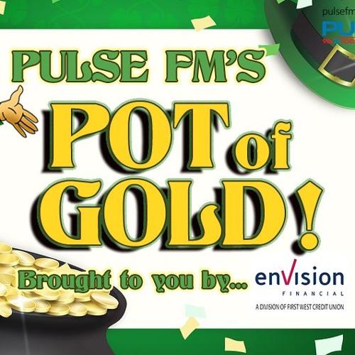 Pulse FM's Pot of Gold Grand Winner Reveal!!