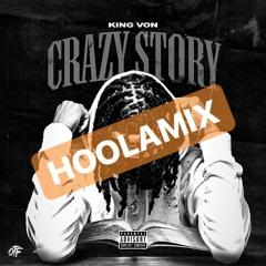HoolaGang Wxllxh x Louie Manson -CRAZY STORY