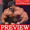 ARNOLD CLASSIC AUSTRALIA preview