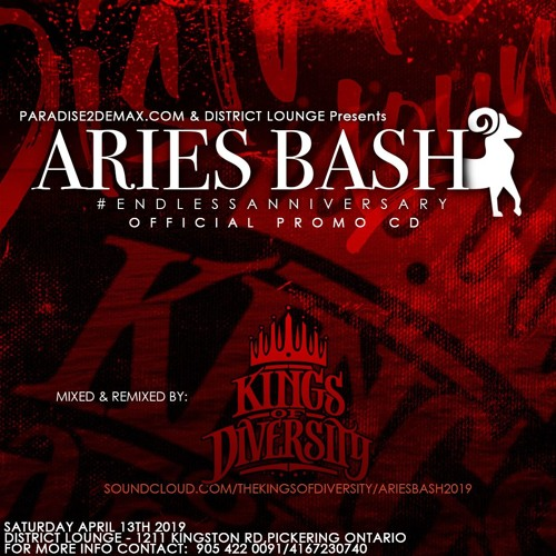 ARIES BASH 2019 - Kings of Diversity