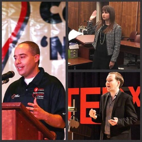 Jason Simpson, Kerry Magro, & Attorney Haley Moss