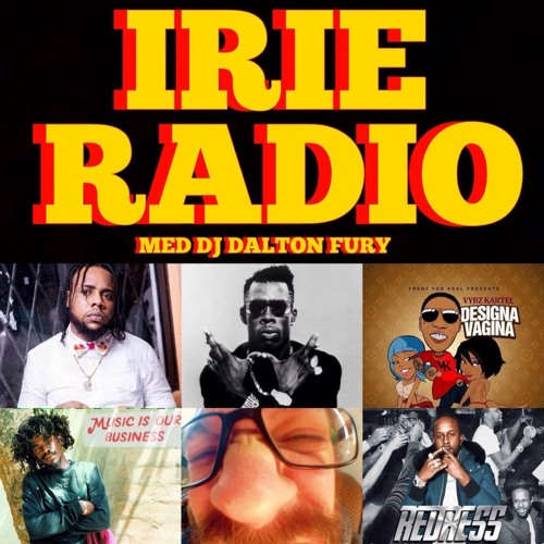 IRIE RADIO 150319 // SPECIAL GUEST: POP-I (RAGGABALDER) by