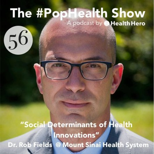 Dr  Rob Fields @ Mount Sinai Health System - Social