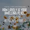 Word On The Way For 03 - 18 - 19- Psalm 84 - 1-2(Ryan Stevenson)