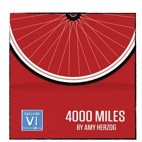"""TY10 S1E6: """"4000 Miles"""""""