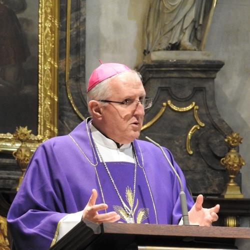 Prisluhni pridigi pri sveti maši med srečanjem evropskih združenj katoliških zdravnikov