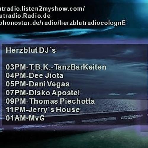 TanzBarKeiten =T.B.K. - (Rooker) - He's Alive - FromDeep2Beat#24 on HerzBlut Radio Cologne