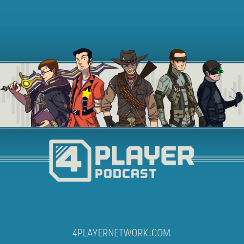 4Player Podcast #594 - Do Straws have Holes? (Devil May Cry 5, Baba is You, Resident Evil 6, and More!)