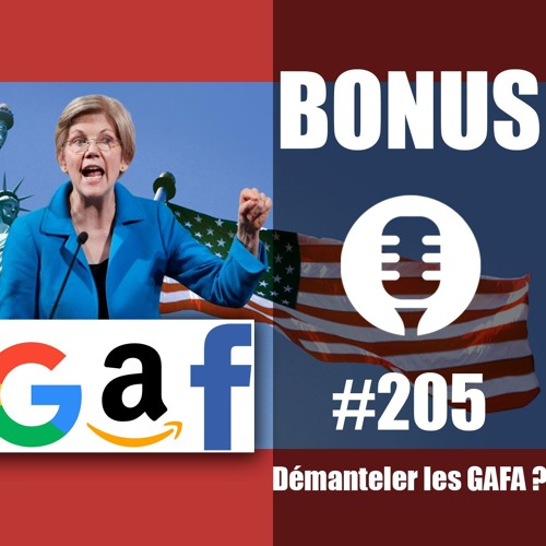 Bonus #205: Faut-il démanteler les GAFA ?