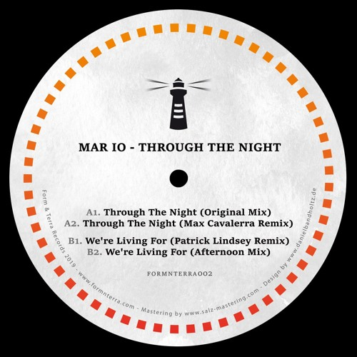 A2 - Mar io - Through The Night (Max Cavalerra Remix)