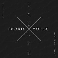 "Melodic Techno Ableton Template ""Avalon"""