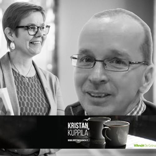 Kristan kuppila - Biokaasua ja uusiutuvaa energiaa. Vieraana biokaasuyrittäjä Mika Juvonen