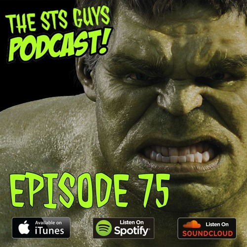 The STS Guys - Episode 75: MCU Power Rankings