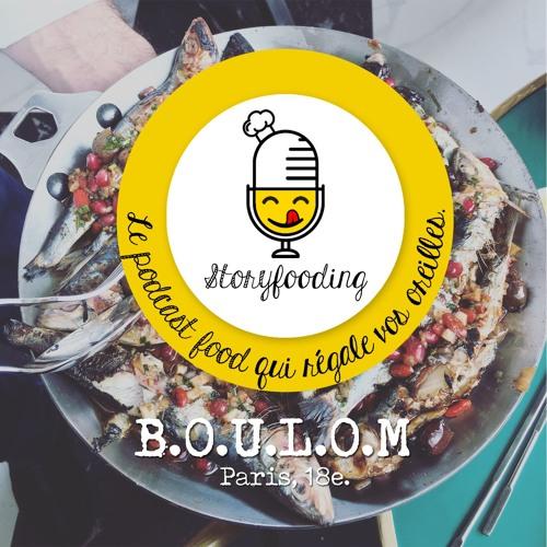 @B.O.U.L.O.M, Paris 18e:  Le festin culinaire caché derrière la boulangerie de Julien Duboué.