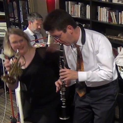 Jazz à Bichon + Matthias Seuffert