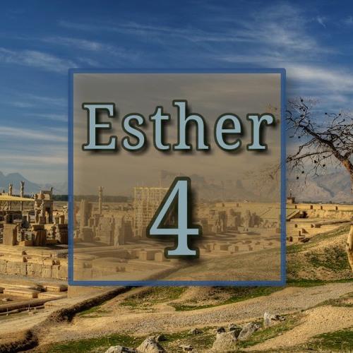 Esther 4 (preacher: Andy Lawrie)