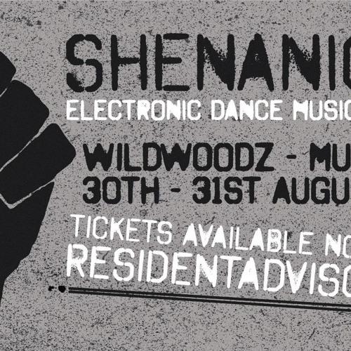 Shenanigan - Promo - 30th - 31st August 2019