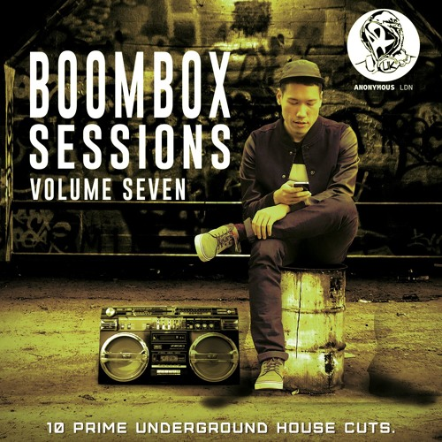 ARLDN - Boombox Sessions Vol7 - Mixed By DJ Jason