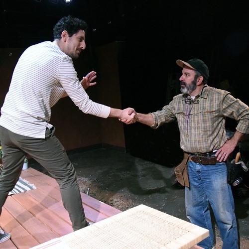 The Latino Theatre Company presents: Canyon @ The Los Angeles Theatre Center