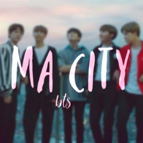 Ma City-bts by Sophia J   Free Listening on SoundCloud