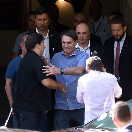 Rodrigo Maia reúne representantes dos 3 poderes na Residência Oficial