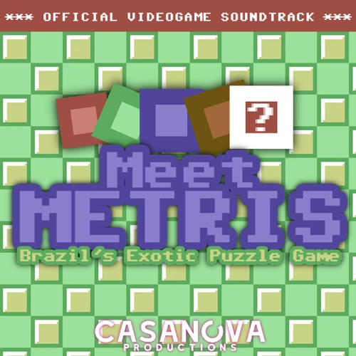 Meet METRIS: Original Videogame Soundtrack