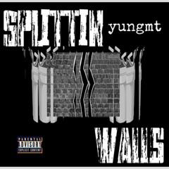 splittin walls!