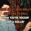 "Good Golly, Miss Molly in the Style of ""Little Richard"" with lyrics (no lead vocal)"