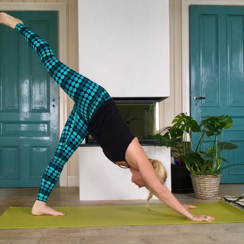 Rolig yoga, fra mandag 11. mars