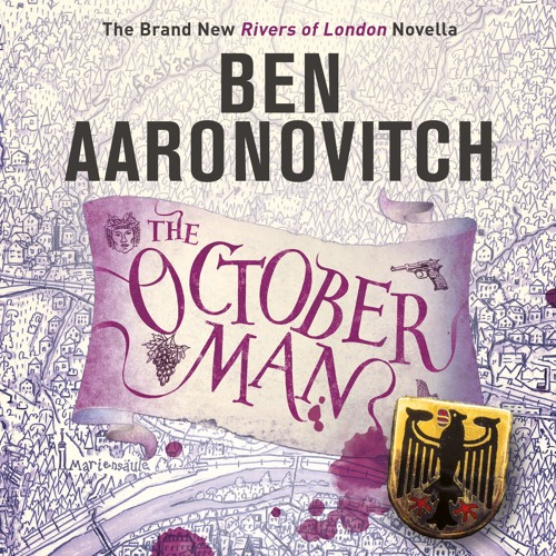 The October Man by Ben Aaronovitch, read by Sam Peter Jackson