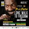 Buju Banton & Friends Long Walk To Freedom Tour [Jamaica] - Audio Highlights