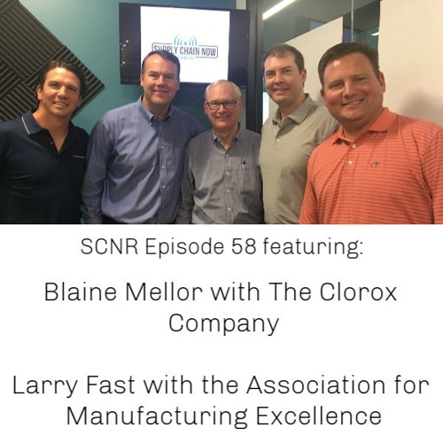 """""""Continuous Improvement & Digital Innovation in Manufacturing"""" - SCNR Episode 58"""
