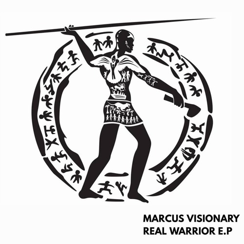 Marcus Visionary - Real Warrior - Stereo One 002