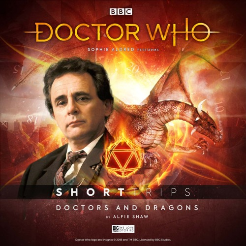 Doctor Who Short Trips - Doctors and Dragons (Trailer)