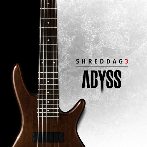 """SHREDDAGE 3 ABYSS: """"Colossal Force"""" by Tony Dickinson"""