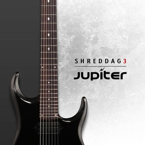 "SHREDDAGE 3 JUPITER: ""Subterrenea"" by Ian Dorsch"