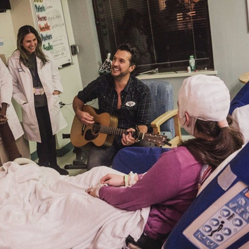 Musicians Perform Live Music at the Bedside of Hospital Patients