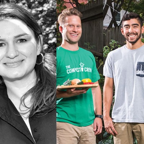 Episode 8: Diana Sierra, Be Girl and Ryan Walter and Brian Flores of Compost Crew