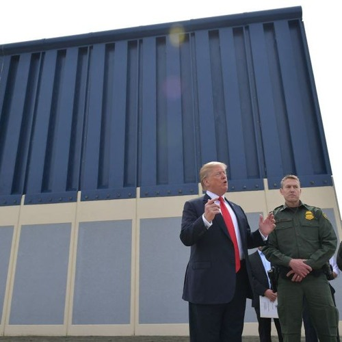 Michaela Ross on President Trump's Border Wall Veto with Bloomberg Radio