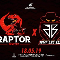 INDIAN - RAPTOR INVITES JUMP AND BASS DJ CONTEST (*WINNER*)