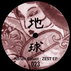 Adrien Calvet - Zest