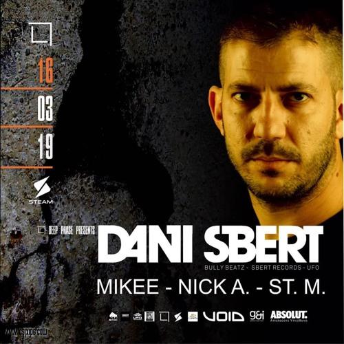 Deep Phase party με τον Dani Sbert - Clubber.gr