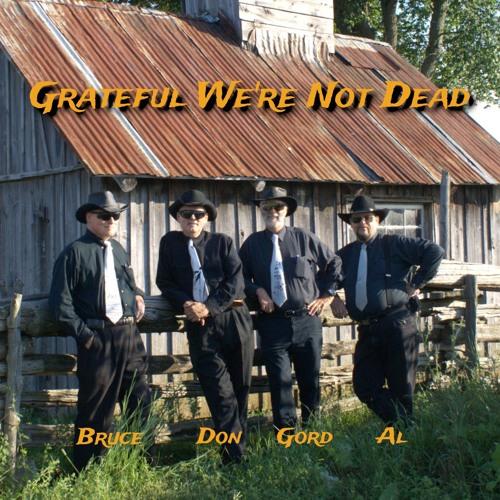 Grateful We're Not Dead: The CD